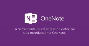 Windows 10, Introducción a OneNote