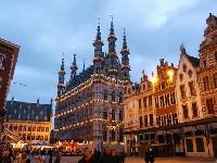 Bélgica: Beca Doctorado en Ciencias Políticas y Relaciones Internacionales Université Catholique de Louvain