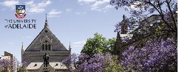 Australia: Becas para Pregrado en Varios Temas University of Adelaide