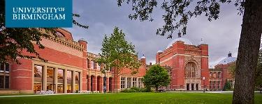 Reino Unido: Becas de Pregrado en Derecho University of Birmingham