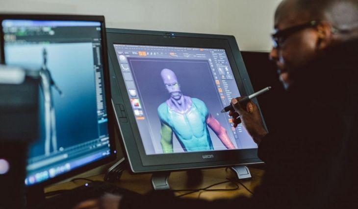 Arte 3D y Animación en Videojuegos
