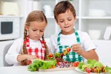 Cocina y Nutrición para los Más Chicos