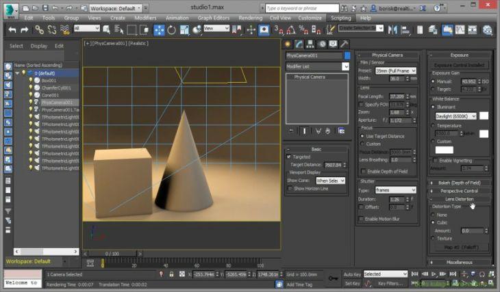 Diseña y Construye Animaciones con 3Ds Max 2016