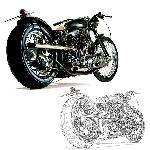 Adobe Illustrator, Fotovectorización con Mallas