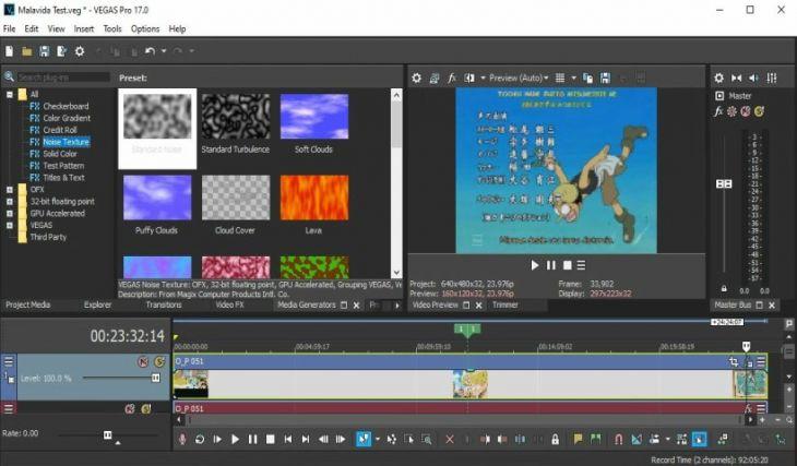Edita tus Videos con Vegas Pro