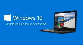 Windows 10 para Educación