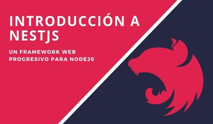 Creación de web API con NestJS