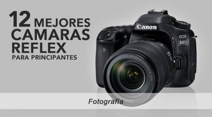 Fotografía con Camaras Reflex