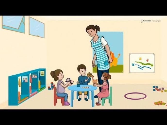 Trascendencia del Educador en la Infancia