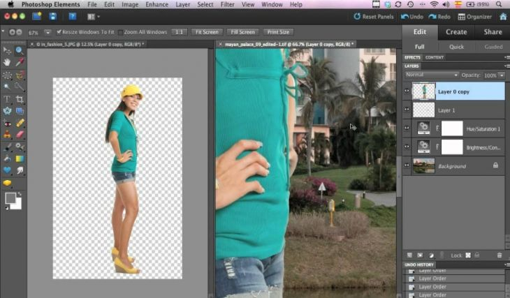 Tutoriales Sencillos de Photoshop