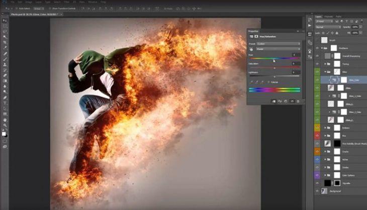 Photoshop actualizado el arte de la edición fotográfica