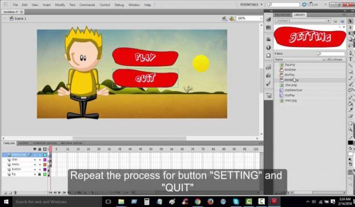 ActionScript 3.0 para Creación de Animaciones