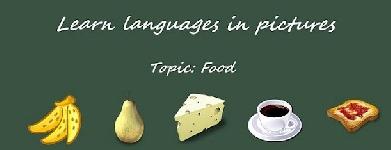 Aprende inglés hablando de comida