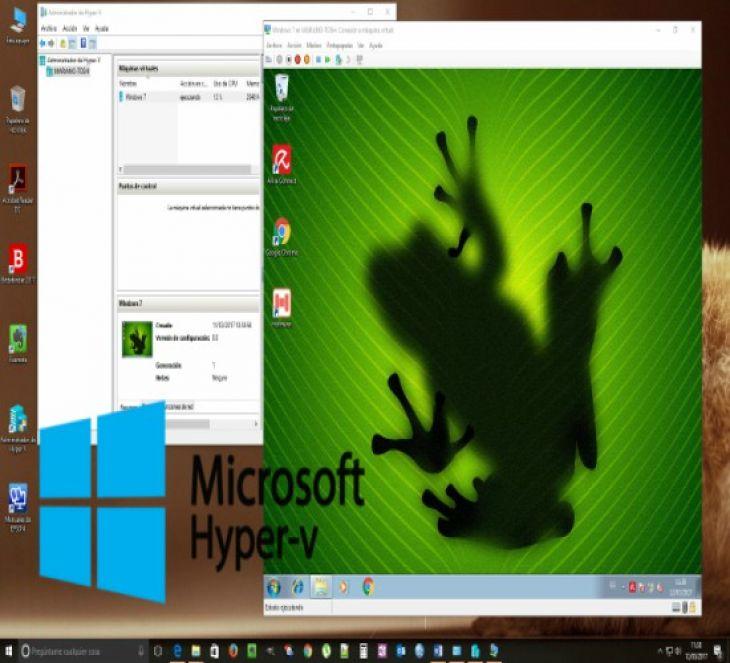 Curso Hyper-V en Windows 10