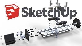 Introducción al 3D con Sketchup Make