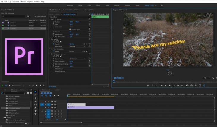 Edita tus Videos con Premiere Pro CC