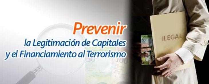 Prevención de Legitimación de Capitales