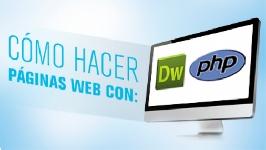 Cómo hacer páginas Web con Dreamweaver y PHP (Parte I)