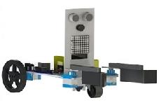 Diseña, fabrica y programa tu propio robot