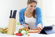 ¿Te gusta la Cocina?, Aprende a Cocinar de Manera Saludable