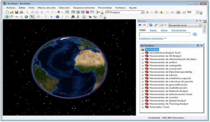 ArcGis para Descubrir y Compartir Datos Geográficos
