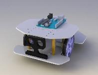 Diseño y Fabricacion de Robot Móvil