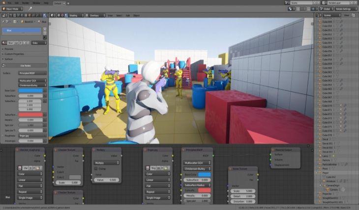 Motores Gráficos en Videojuegos: Game Engine