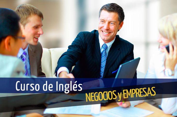 Inglés para negocios y espíritu empresarial