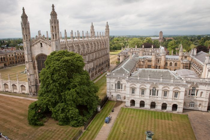 Reino Unido: Beca Doctorado en Física  Universidad de Cambridge