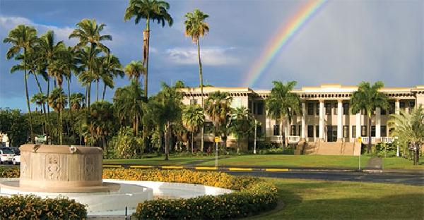 Estados Unidos: Becas para Pregrado en Varios Temas University of Hawaii