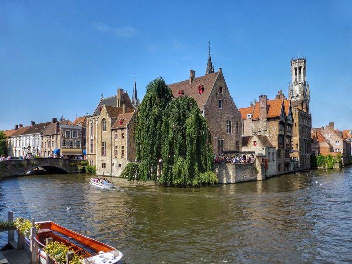 Bélgica: Beca Maestría en Diversas Áreas  ARES
