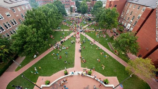 Estados Unidos: Becas para Postgrado en Varios Temas George Washington University