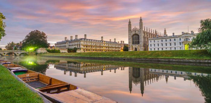 Reino Unido: Beca Pregrado en Diversas Áreas Anglia Ruskin University