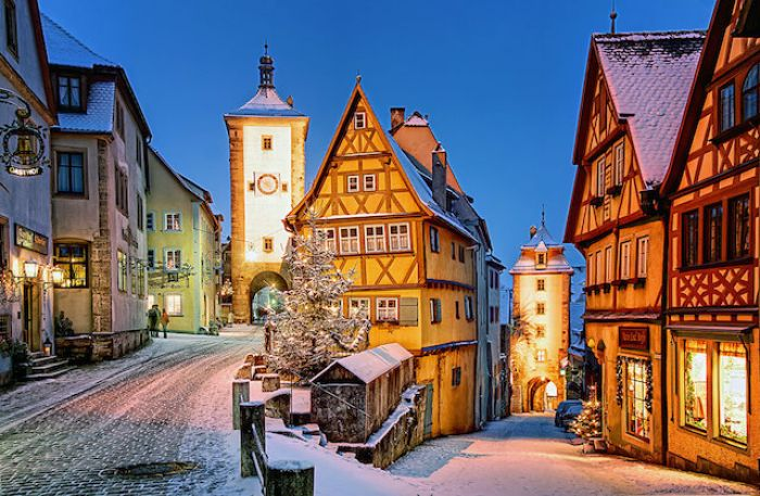 Alemania: Beca Doctorado en  Riesgo Climático Allianz