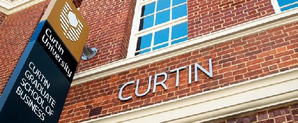 Australia: Becas para Maestría en Administración y Negocios Curtin University